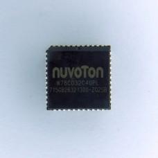 W78C032C40PL Микросхема