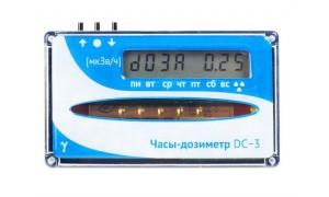 Новинка Часы-дозиметр DC-3